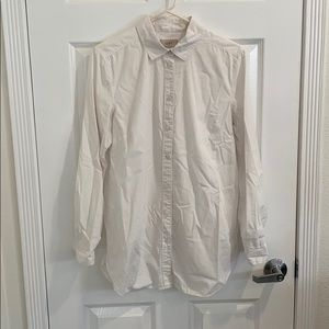 Tunic button down